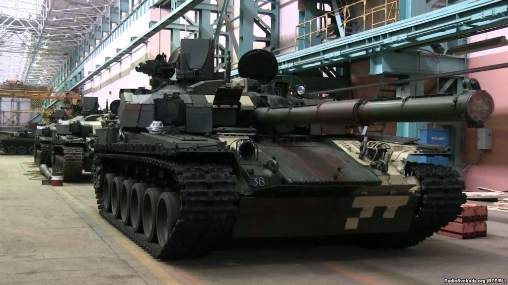 Муженко обещает армии танки «Оплот» иновейшие противотанковые комплексы