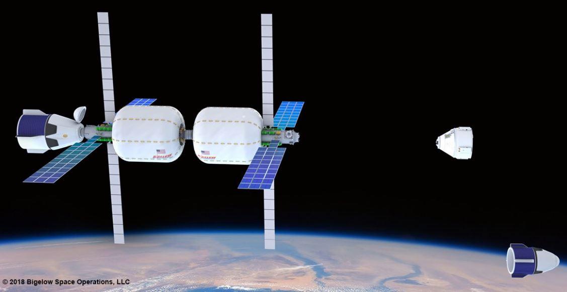Bigelow Aerospace будет создавать орбитальные станции