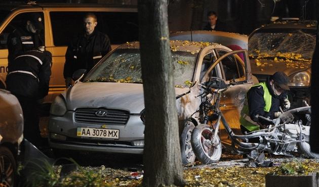 СБУ: Подозреваемые ворганизации взрыва под каналом «Эспрессо» задержаны
