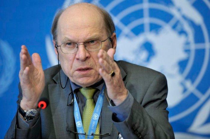 Геращенко: Координатор ОБСЕ тайно встречался с Сурковым