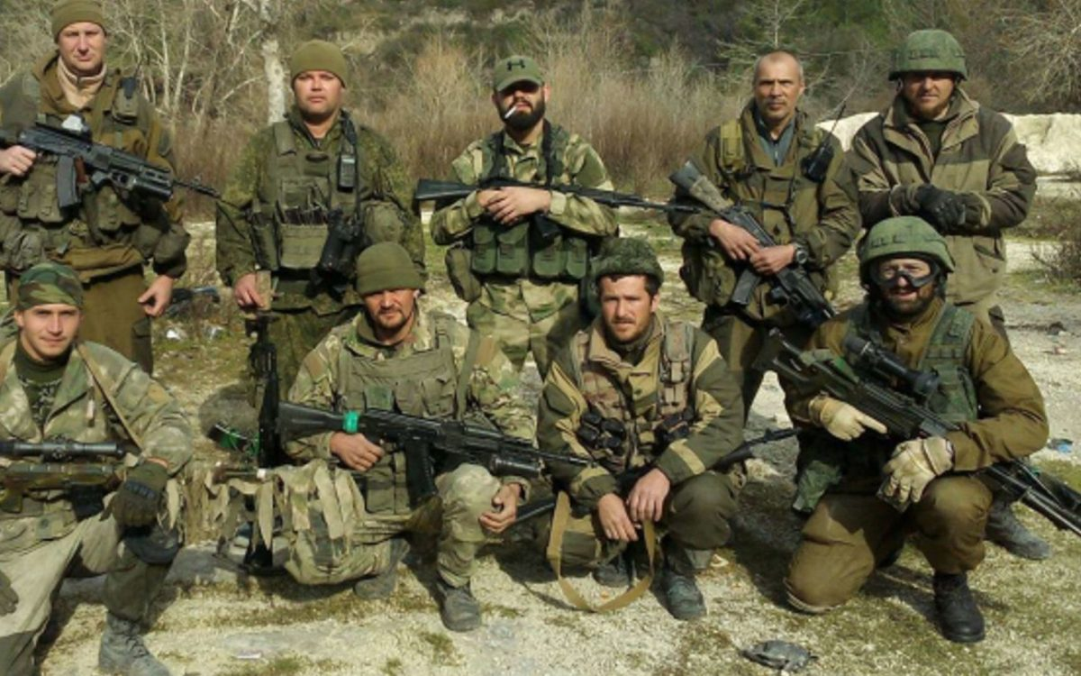Большинство из200 погибших при атаке наштаб сирийских бунтовщиков  - жители России