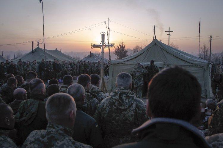 ДНР объявила о«пасхальном перемирии» вДонбассе