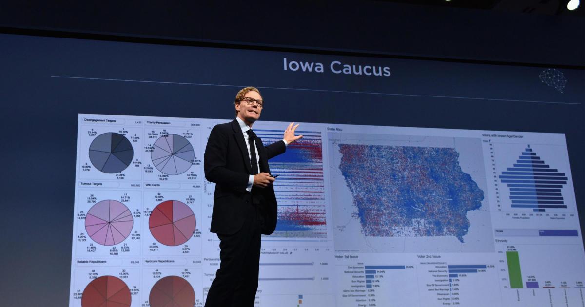 Цукерберг повинился вутечке данных пользователей фейсбук