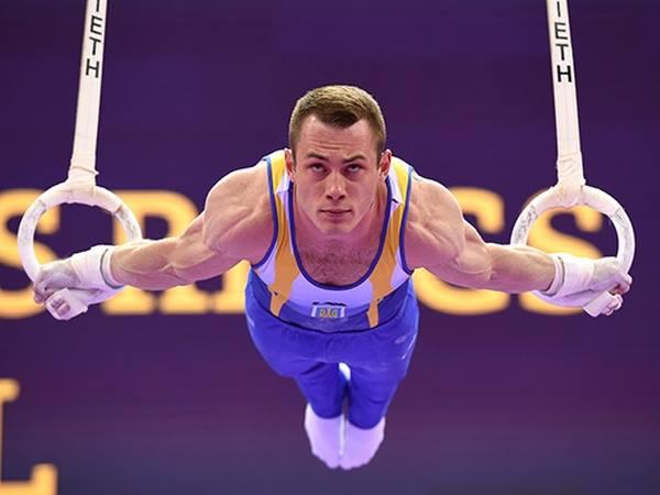 Видео триумфа украинского гимнаста наэтапе Кубка мира— Золотой дубль