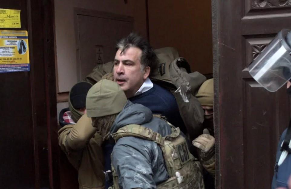 «Еще есть долг»: Саакашвили поведал о огромных планах вОдессе