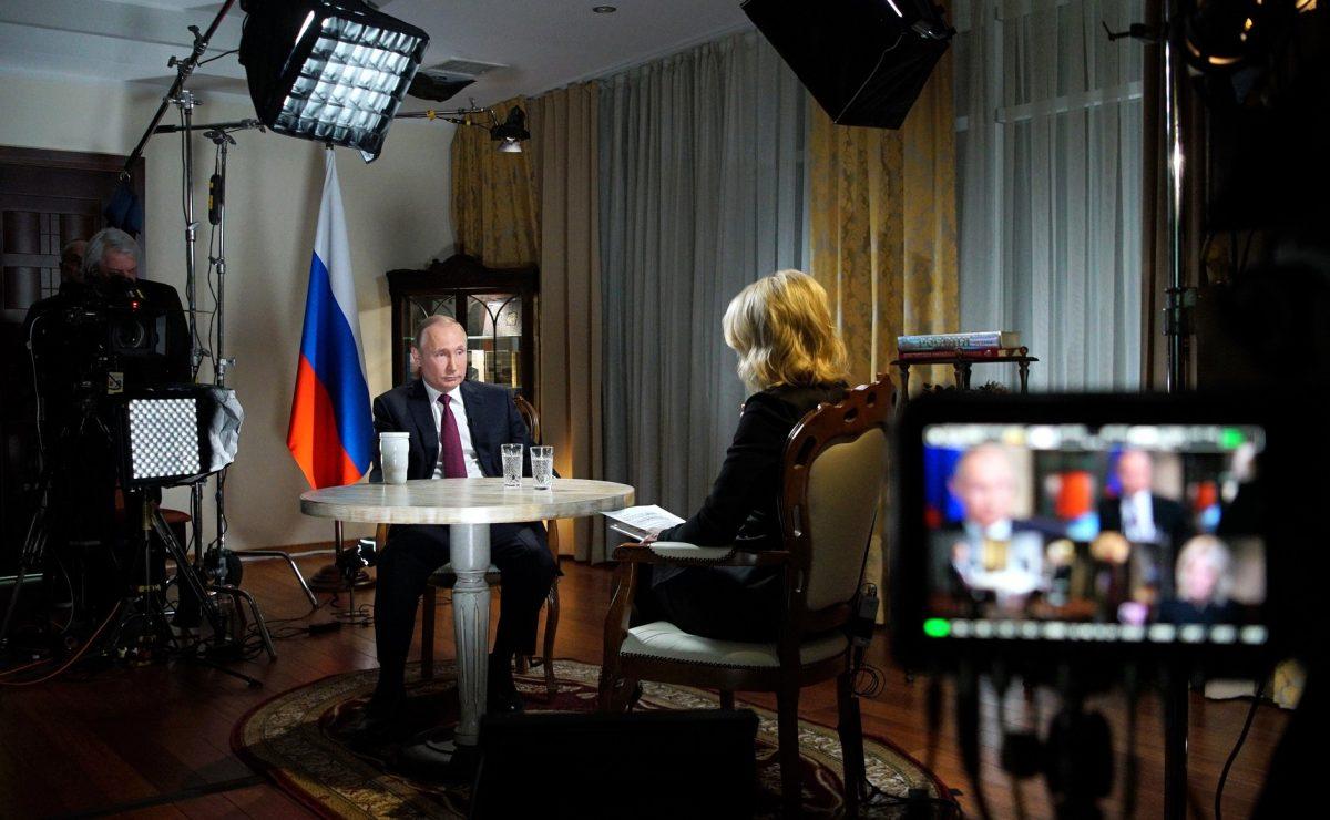 Путин: Химоружие вСирии применяют террористы