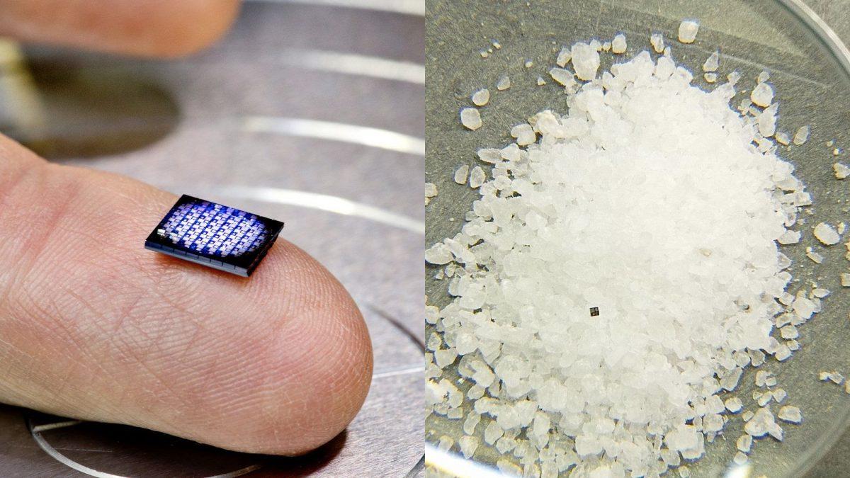IBM представила самый небольшой вмире компьютер. Как онвыглядит
