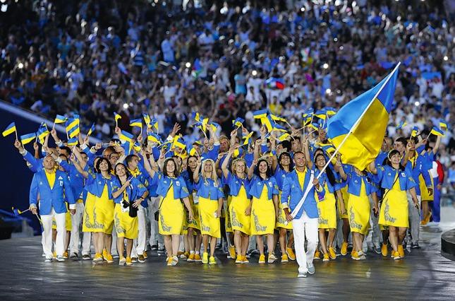 Украина позволила спортсменам ездить на состязания вРФ