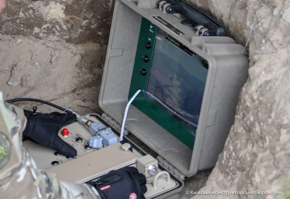 Вгосударстве Украина испытали экспортную версию ПТРК «Скиф»