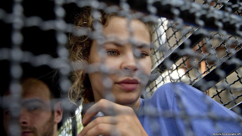 ВТаиланде отложили суд над Алексом Лесли иНастей Рыбкой