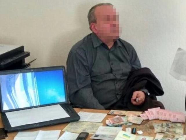 СБУ разоблачила русского шпиона, который работал настратегическом предприятии