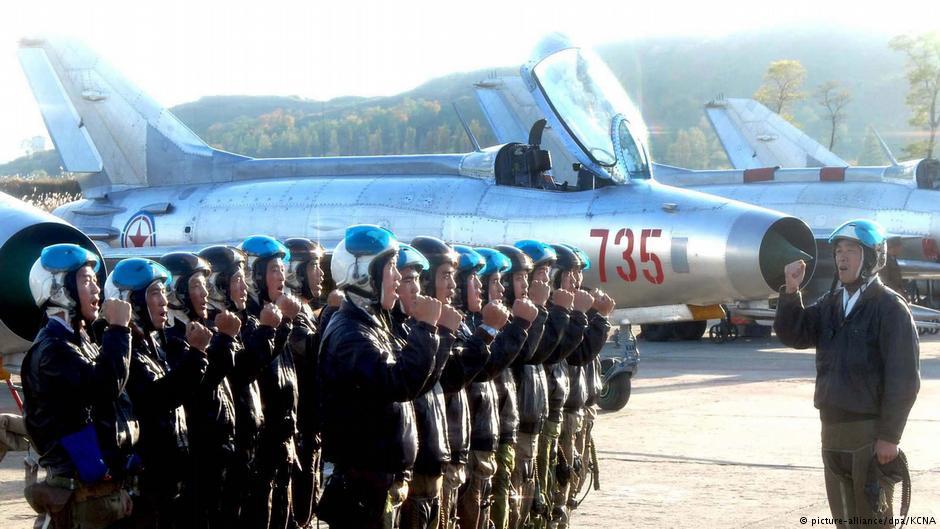 США иЮжная Корея начали общие военные учения, отложенные навремя Олимпиады