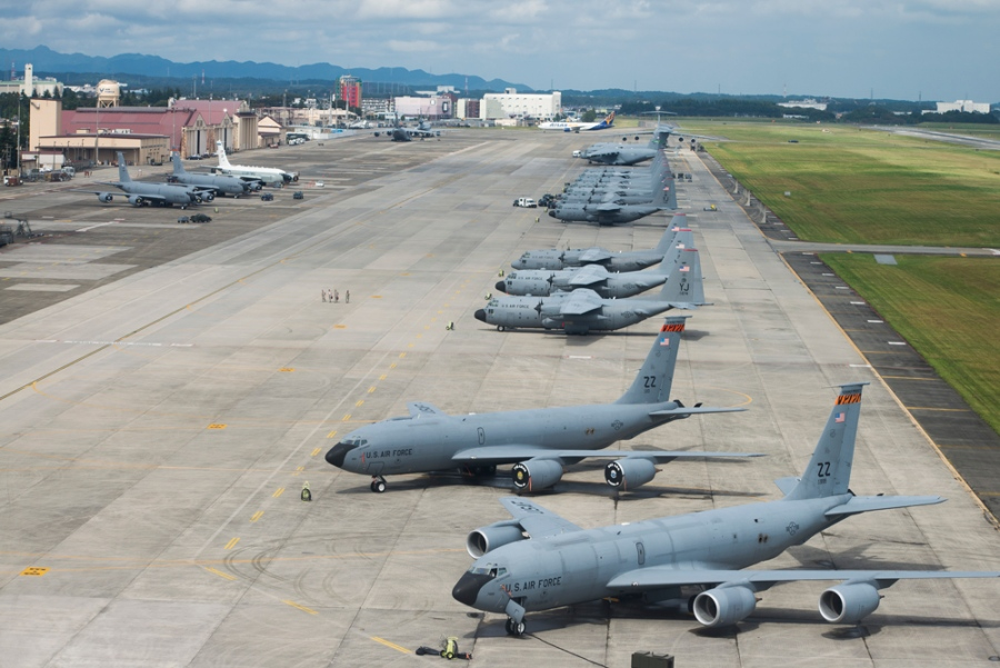 Австралия иКанада разместят наОкинаве самолеты для наблюдения заКНДР