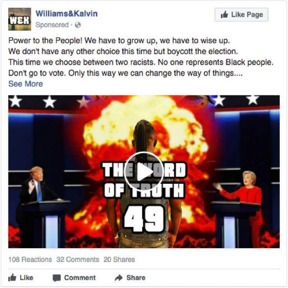 Агентура США рассекретила шокирующие данные оработе фабрики троллей В. Путина навыборах
