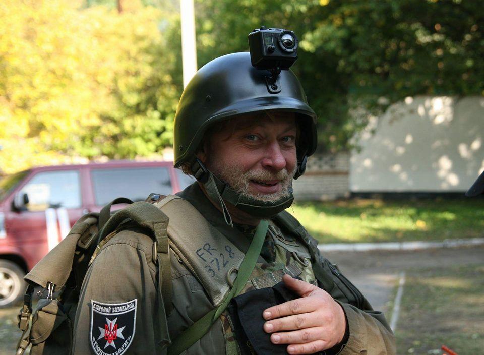 """""""Киллер"""" Бабченко показал себя и прокомментировал спецоперацию СБУ (Видео)"""