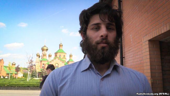 Бразильский наемник ДНР живет вГолосеевском монастыре