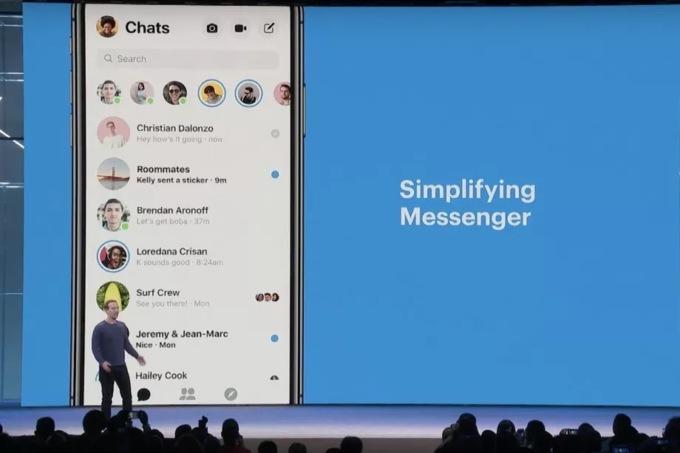 В Facebook можно будет удалять историю - Марк Цукерберг