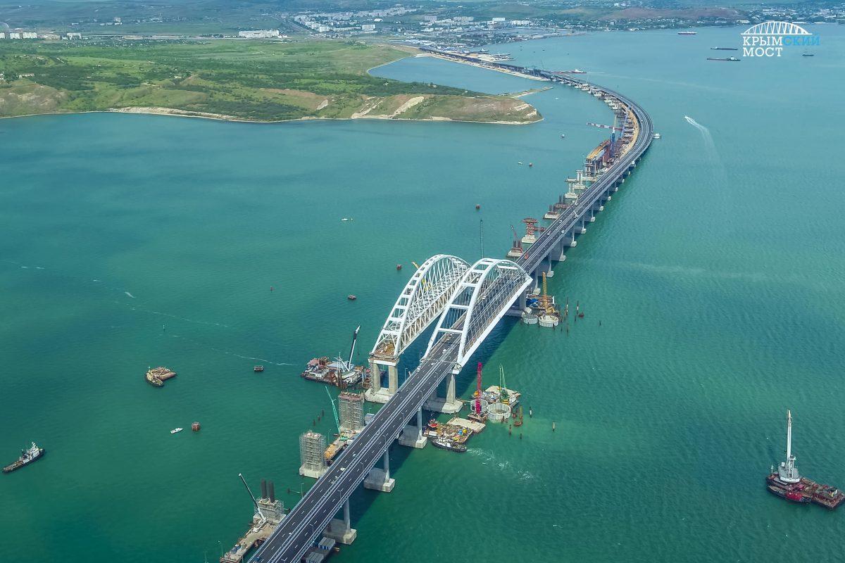 СКР возбудил уголовное дело вотношении репортера , призывавшего «взорвать Крымский мост»