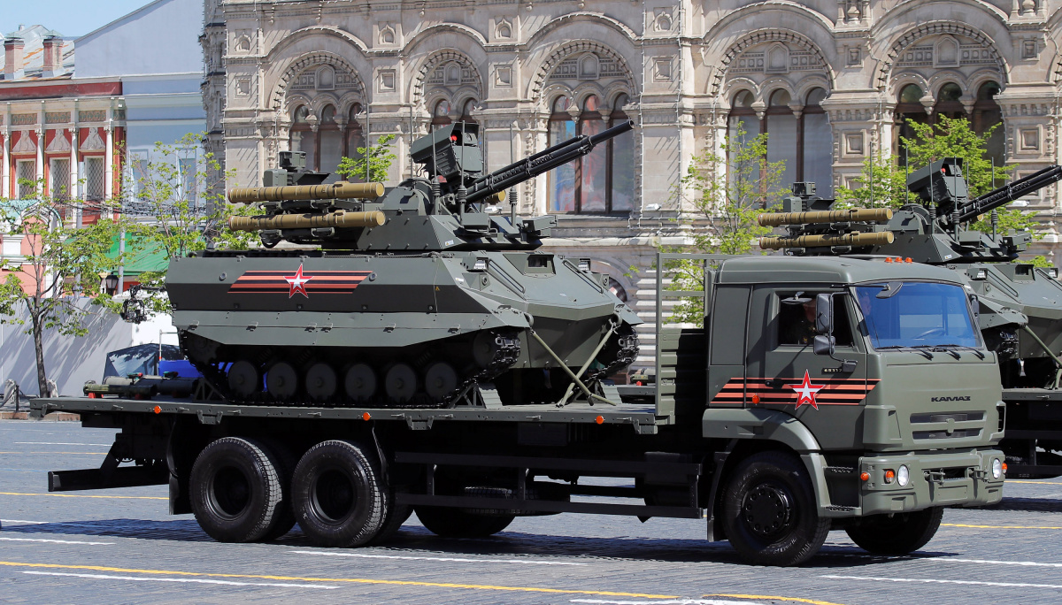 Русские танки-роботы восхитили иностранных профессионалов. «Техника, способная поменять расстановку сил»