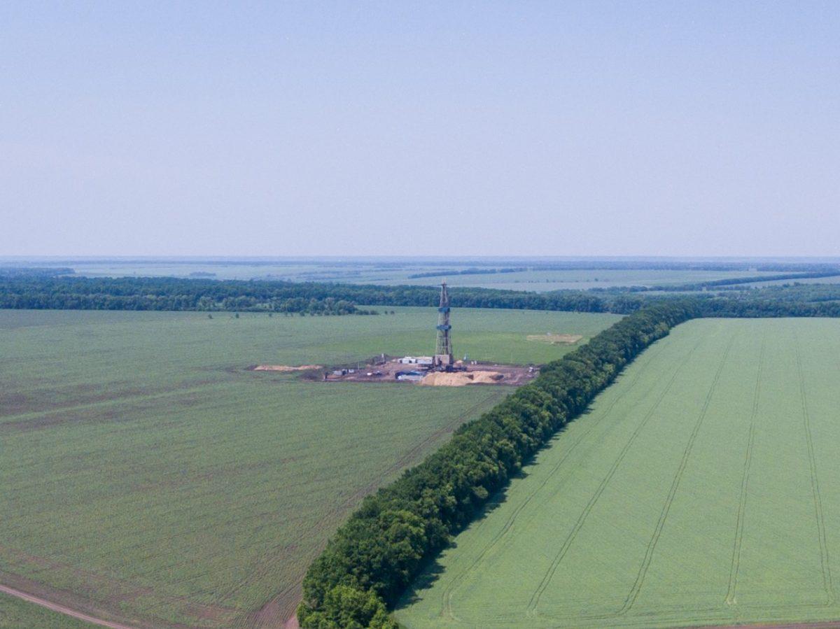 Вгосударстве Украина открыли месторождение газа соценочными запасами в2 млрд куб.