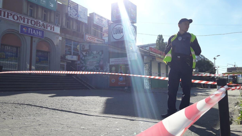 ВСумах мужчина подорвал  гранату вночном клубе, семь человек пострадало
