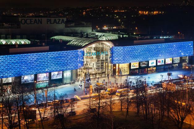 Жители России хотят реализовать Ocean Plaza вКиеве