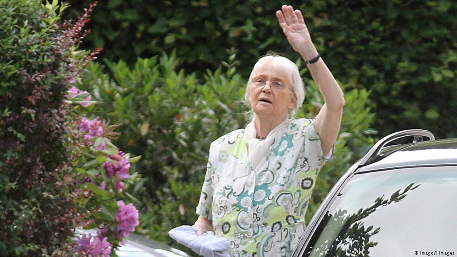 Дочь Гиммлера работала вФедеральной разведке Германии