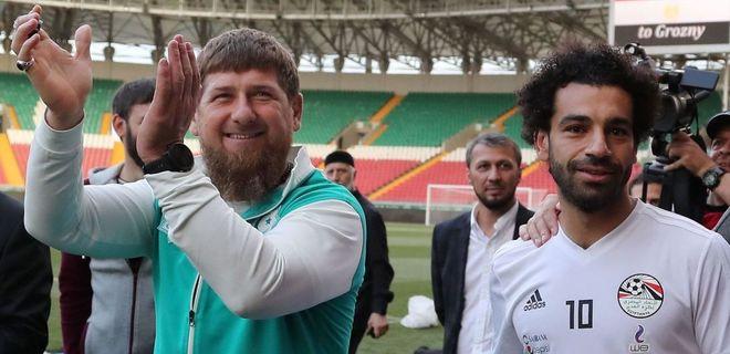 Скандал на ЧМ-2018: Кадыров обманом использовал для пиара футболиста Салаха