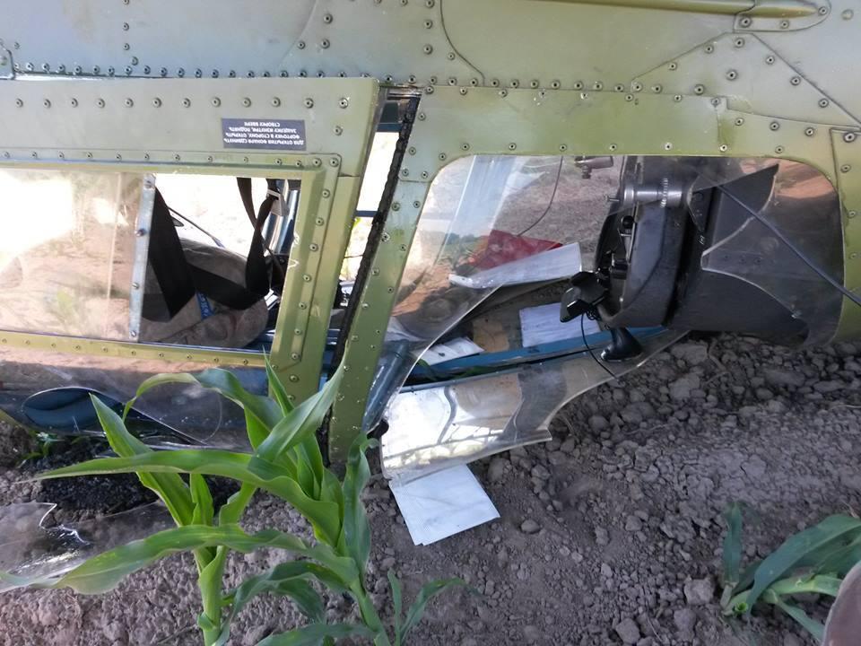 Постраждалій в авіакатастрофі запропонували сертифікат на політ в іншому літаку
