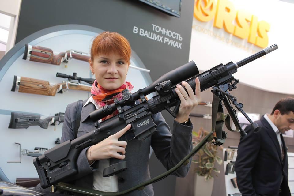 Россиянка задержана вСША поподозрению вшпионаже