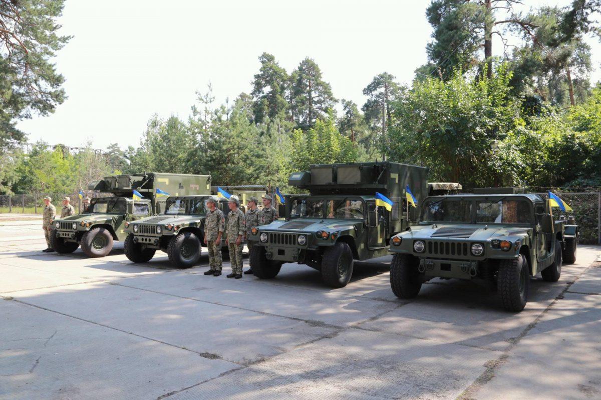 США передали Украине контрбатарейные радары врамках военно-технической помощи