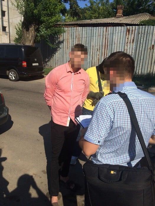 В Харькове задержан боевик «Оплота», который до революции охранял жену Кернеса