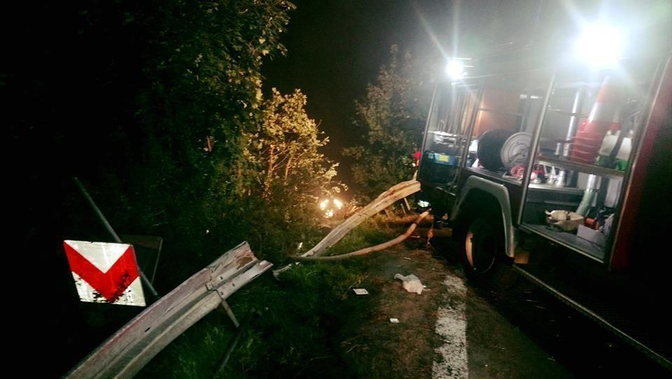 Автобус сукраинцами разбился вевропейских странах: трое погибли, полсотни раненых