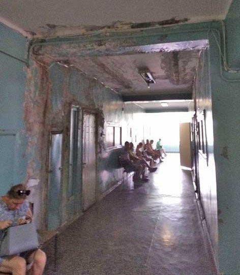 В Сети появились ужасающие фото крымской больницы