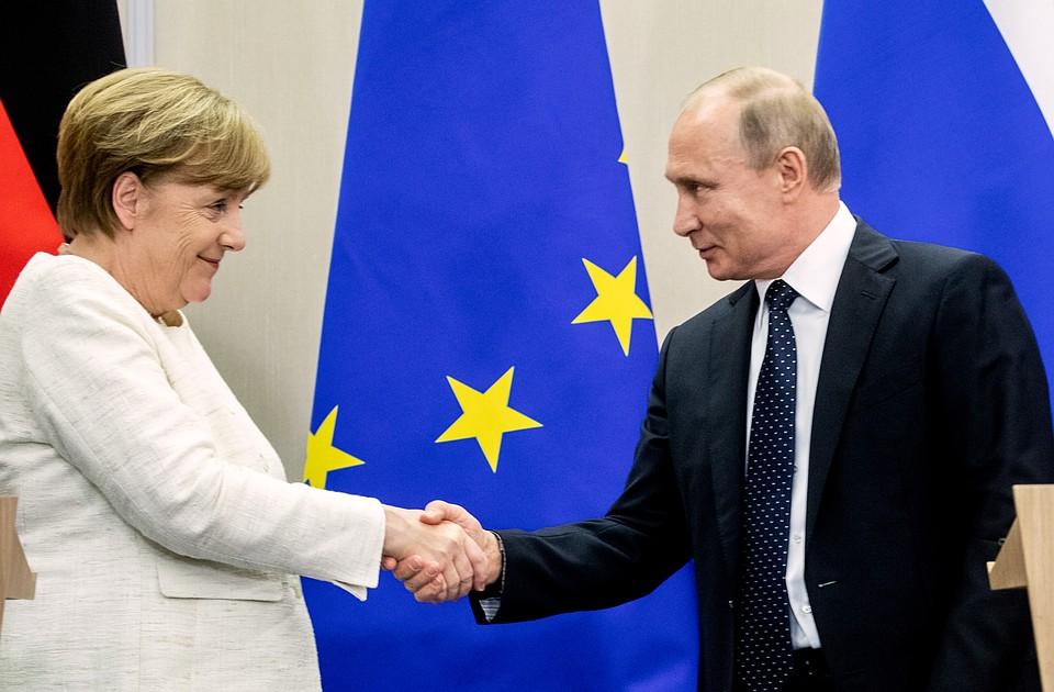 Путин подтвердил намерениеРФ навсе 100%  профинансировать Северный поток-2
