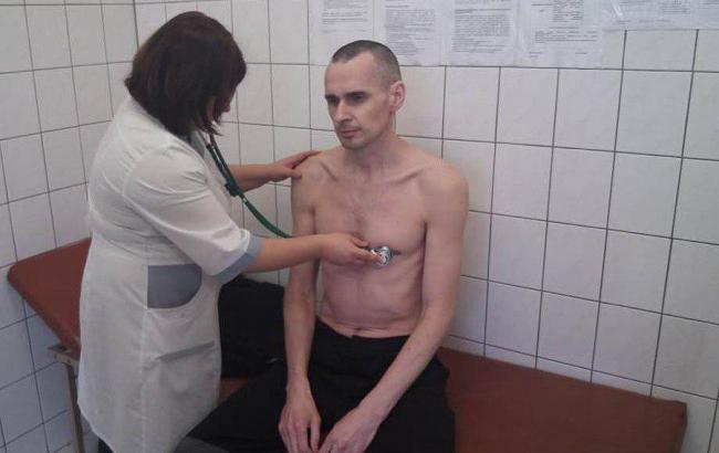 РФ желает обменять Сенцова сСША