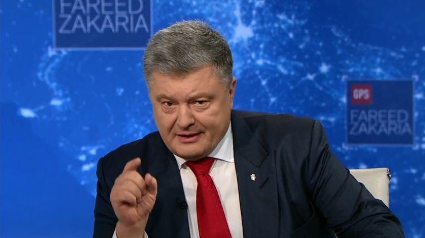УПетра Порошенко есть причина для признательности Владимиру Путину