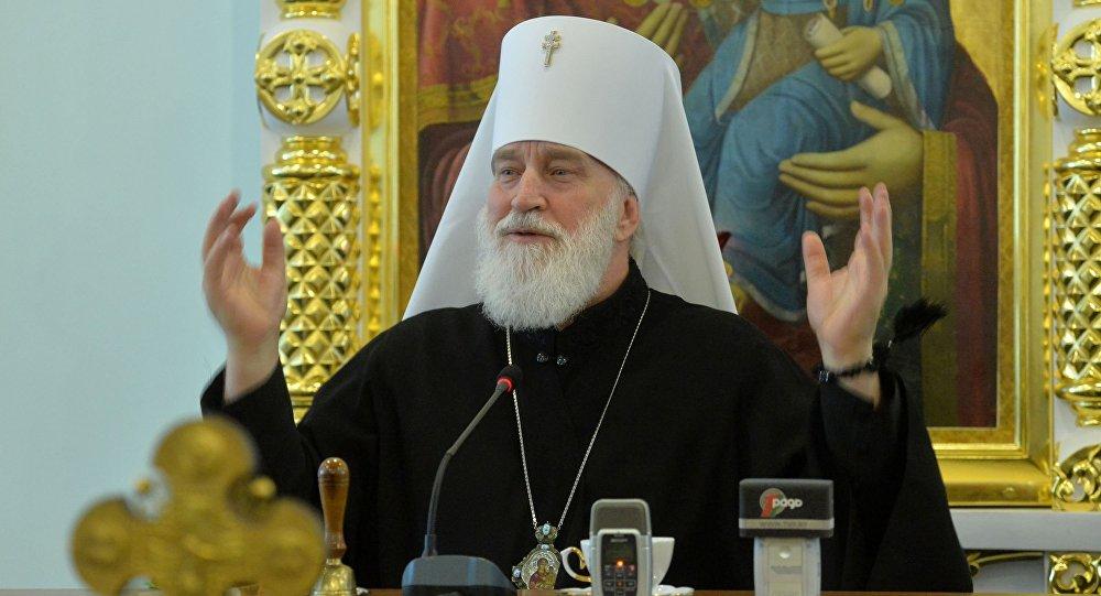 Патриарх Варфоломей может выступить вВерховной Раде