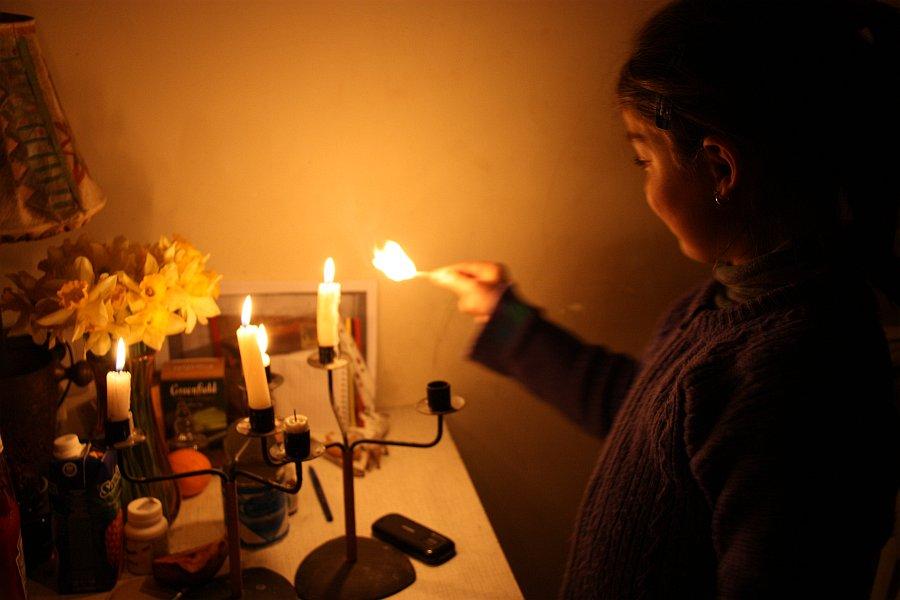 ВКиеве могут выключать электричество— Царство тьмы