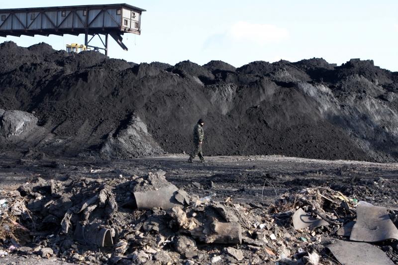 Польская компания угодила вчерный список США заторговлю углем изДонбасса
