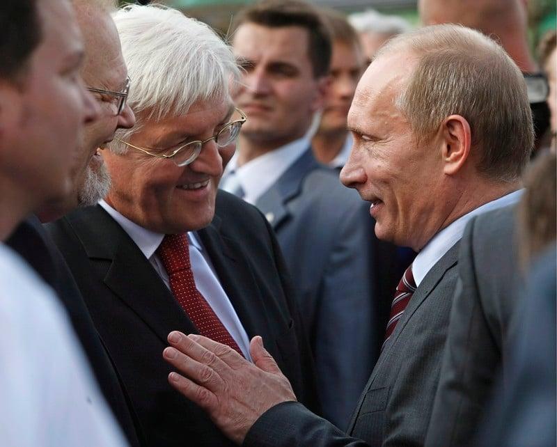 Заявления Штайнмайера повопросу аннексии Крыма— «насмешка над позицией свободной Европы»