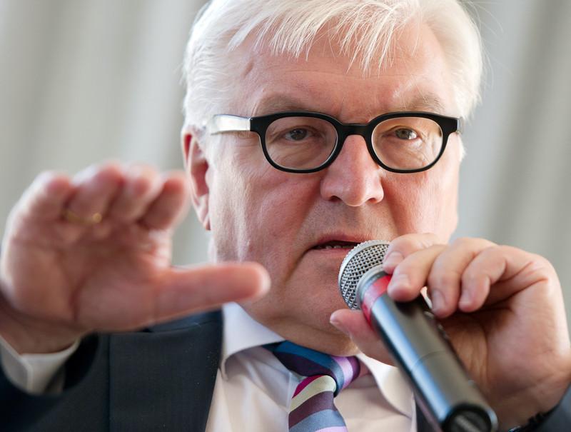 Почему Штайнмайер заговорил о выборах в Донбассе