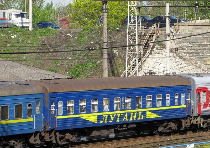 Расписание движения пригородных поездов на территории ДНР и ЛНР
