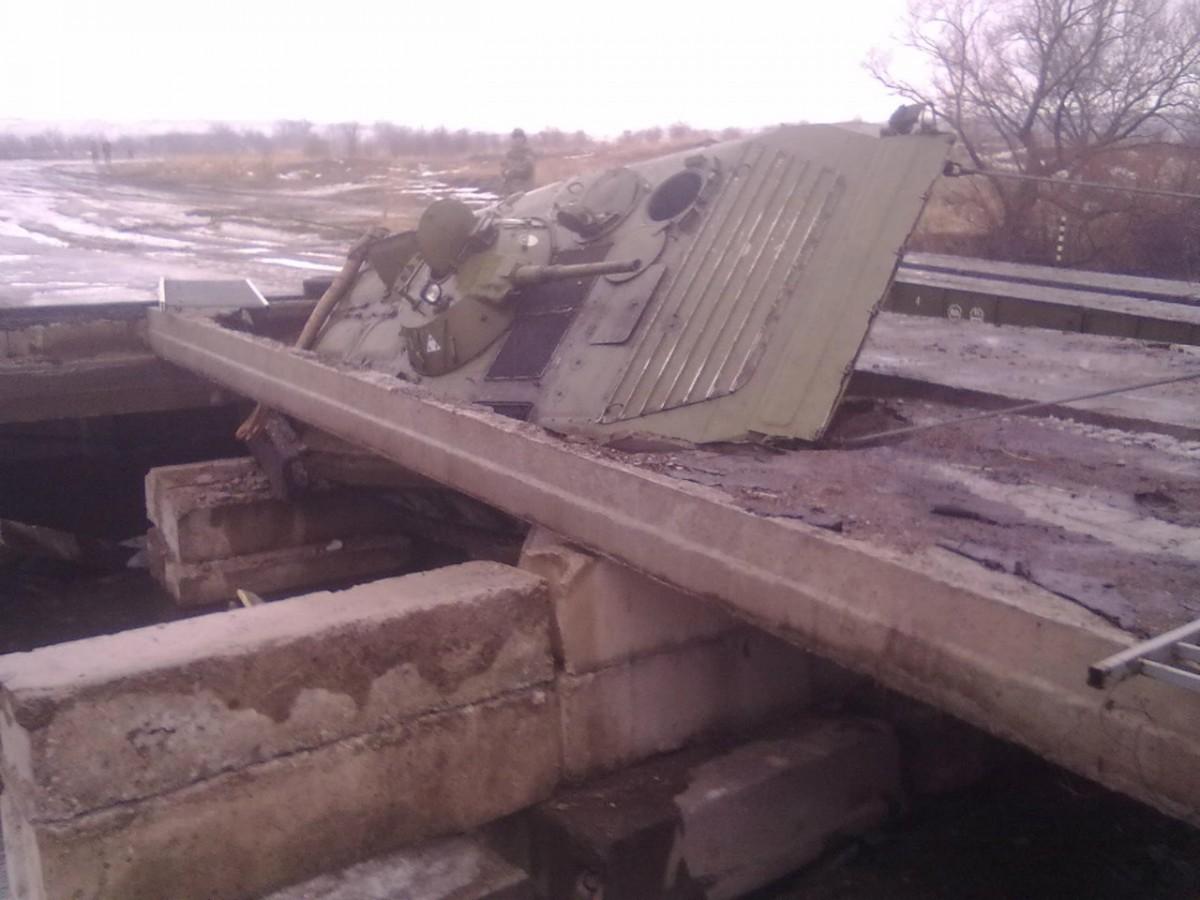 """Террористы обстреляли из """"Града"""" ряд населенных пунктов на Донбассе, - пресс-центр АТО - Цензор.НЕТ 9279"""