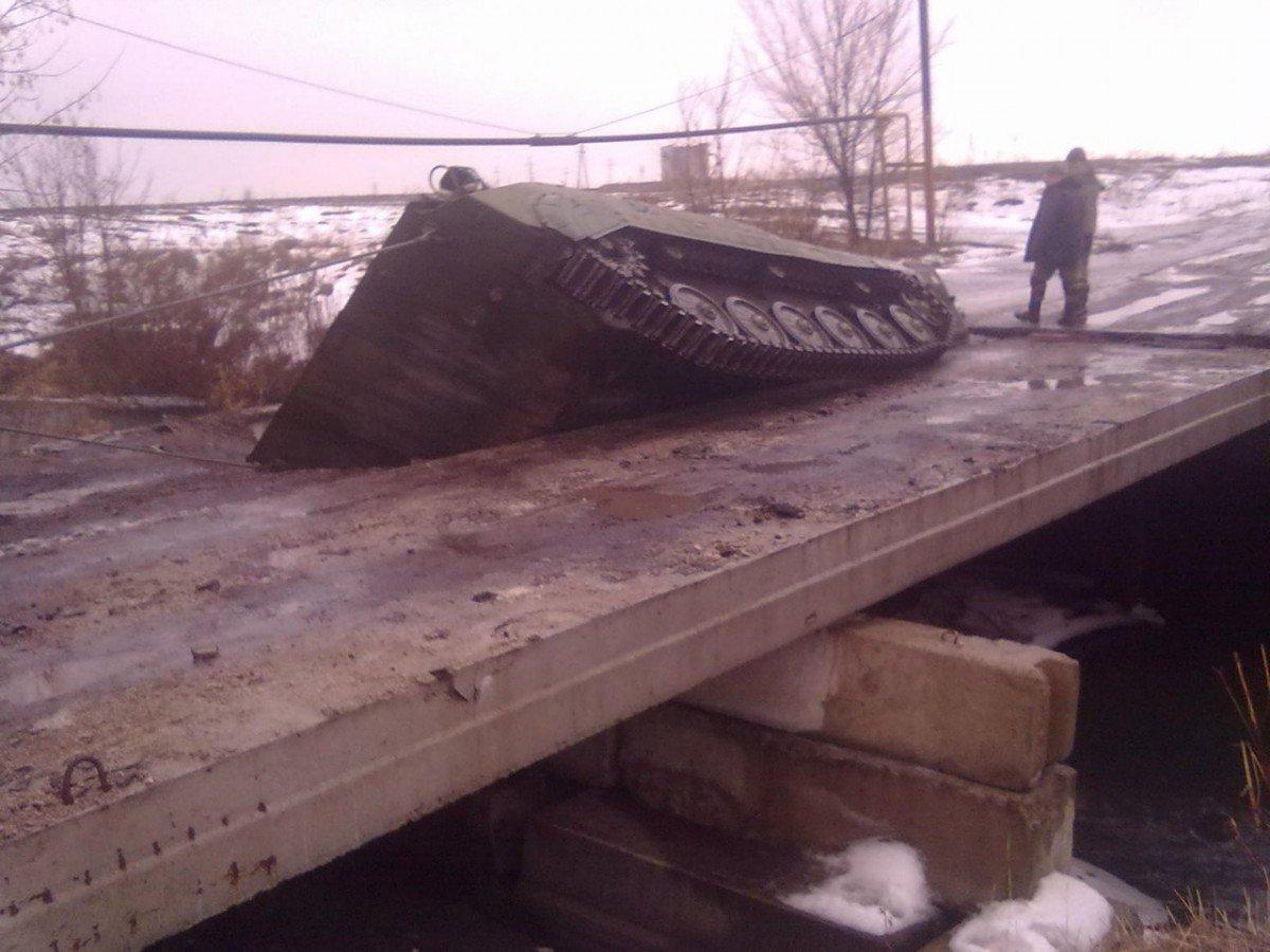 """Террористы обстреляли из """"Града"""" ряд населенных пунктов на Донбассе, - пресс-центр АТО - Цензор.НЕТ 6432"""