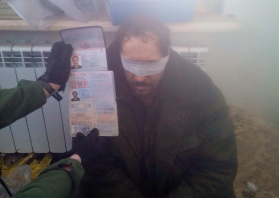 В районе Новотошковки террористы попали в газопровод - возник пожар, - пользователи соцсетей - Цензор.НЕТ 781