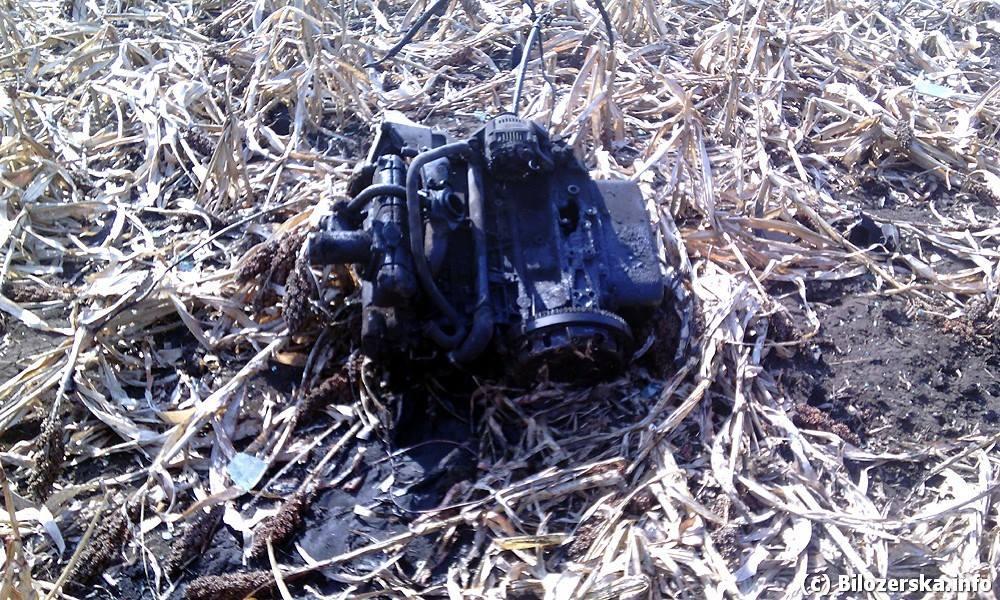 Российские террористы под Мариуполем дважды обстреляли силы АТО - Цензор.НЕТ 4450