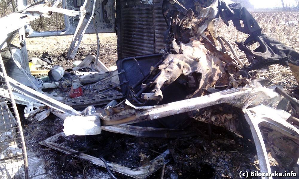 Российские террористы под Мариуполем дважды обстреляли силы АТО - Цензор.НЕТ 4137