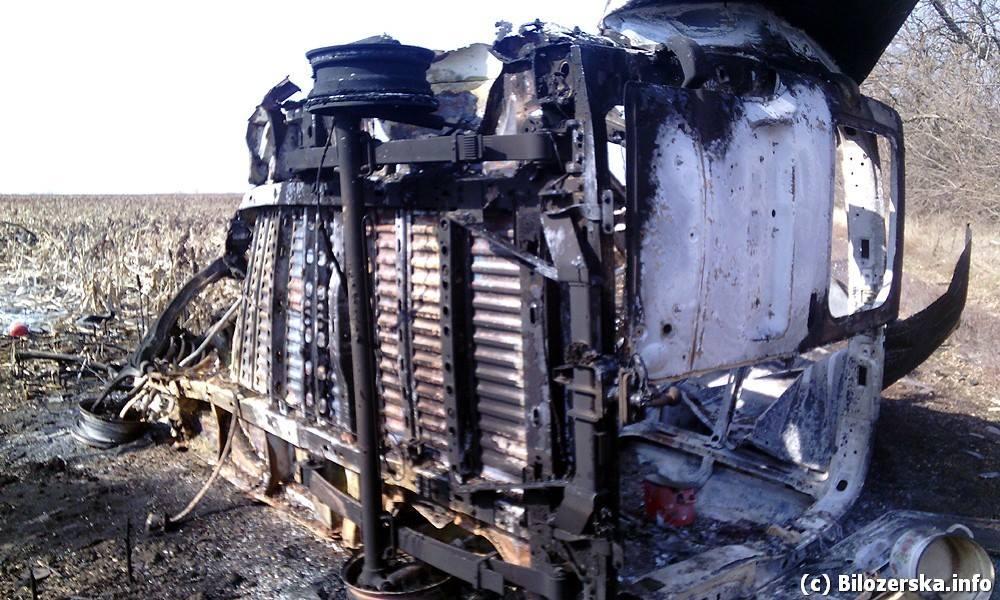 Российские террористы под Мариуполем дважды обстреляли силы АТО - Цензор.НЕТ 244