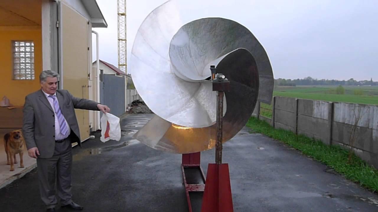 Самые эффективные ветрогенераторы своими руками